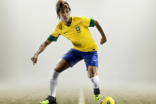 Neymar da Silva Santos - Obrázkek zdarma pro Nokia Asha 205