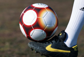 Free Soccer Ball Picture for Android, iPhone and iPad