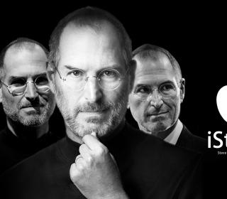 ISteve Jobs - Obrázkek zdarma pro 320x320
