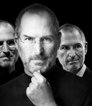 ISteve Jobs - Obrázkek zdarma pro 240x320