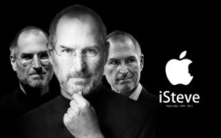 ISteve Jobs - Obrázkek zdarma pro 2880x1920
