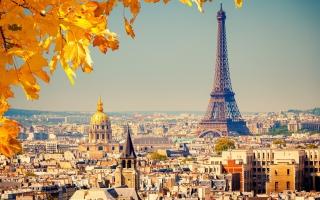 Обои Paris In Autumn для андроида