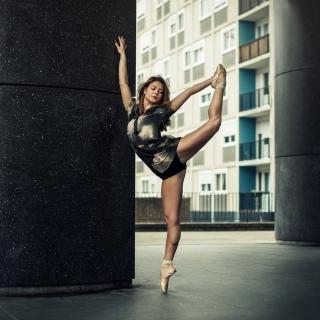 Ballet Dancer - Obrázkek zdarma pro iPad