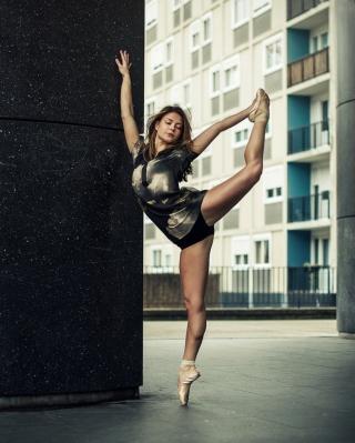 Ballet Dancer - Obrázkek zdarma pro Nokia Asha 503