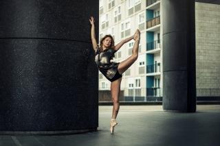 Ballet Dancer - Obrázkek zdarma pro 1280x1024