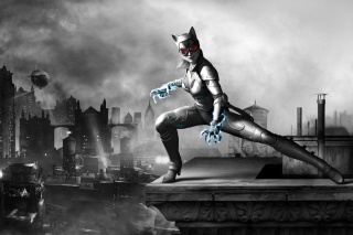 Free Batman - Arkham City Armored Edition, Catwoman Picture for Android, iPhone and iPad
