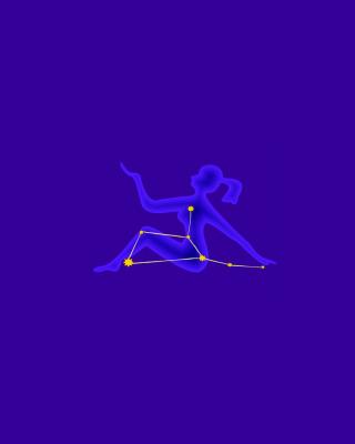Virgo - Obrázkek zdarma pro Nokia X3