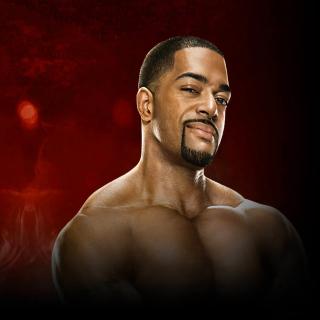 WWE Superstar David Otunga - Obrázkek zdarma pro 1024x1024