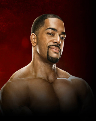 WWE Superstar David Otunga - Obrázkek zdarma pro 320x480