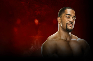 WWE Superstar David Otunga - Obrázkek zdarma pro Fullscreen Desktop 1400x1050