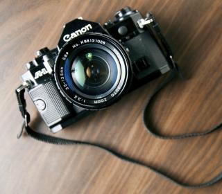 Vintage Canon - Obrázkek zdarma pro iPad