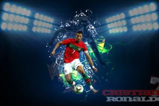 Cristiano Ronaldo - Obrázkek zdarma pro LG Optimus L9 P760
