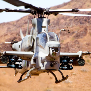 Helicopter Bell AH-1Z Viper - Obrázkek zdarma pro iPad 2