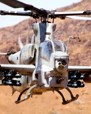 Helicopter Bell AH-1Z Viper - Obrázkek zdarma pro Nokia Asha 502