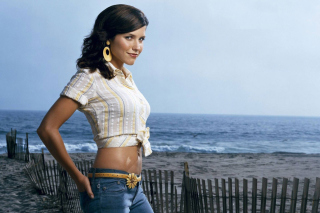 Sophia Bush American Actress Picture for Android, iPhone and iPad