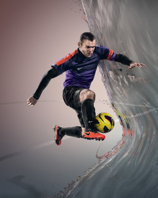 Nike Football Advertisement - Obrázkek zdarma pro iPhone 6 Plus