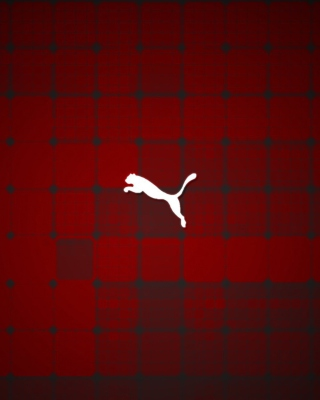 Puma Logo - Obrázkek zdarma pro 360x480