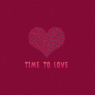 Time to Love - Obrázkek zdarma pro 2048x2048