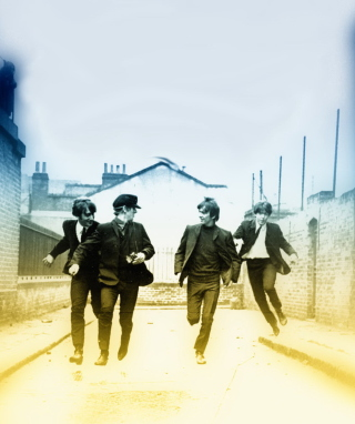 The Beatles - Obrázkek zdarma pro Nokia C6