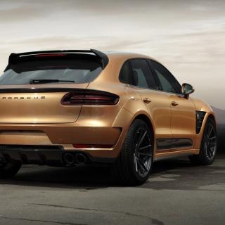 Porsche Macan Tuning - Obrázkek zdarma pro 128x128