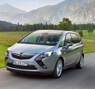 Opel Zafira - Obrázkek zdarma pro 208x208