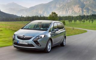 Opel Zafira - Obrázkek zdarma pro Android 720x1280