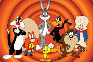 Looney Tunes - Obrázkek zdarma pro Sony Xperia E1