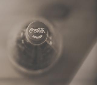 Coca-Cola Bottle - Obrázkek zdarma pro iPad
