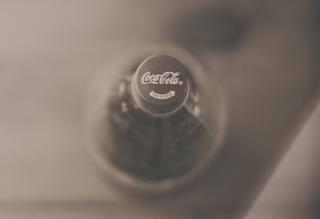 Coca-Cola Bottle - Obrázkek zdarma pro 1280x720