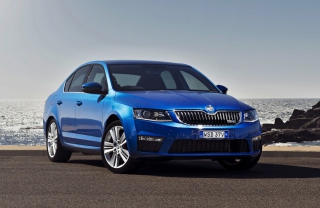 Skoda Octavia Wallpaper for Android, iPhone and iPad
