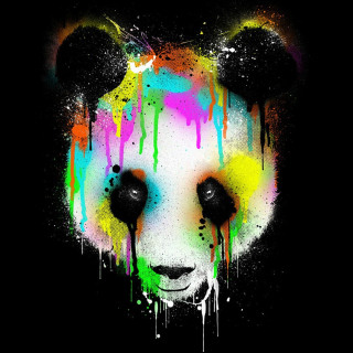 Crying Panda - Obrázkek zdarma pro iPad 3