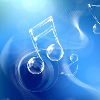Music Vectors - Obrázkek zdarma pro 1024x1024