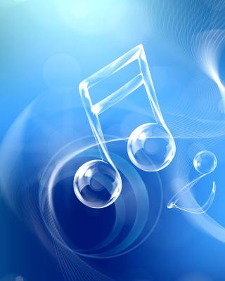Music Vectors - Obrázkek zdarma pro Nokia Asha 203