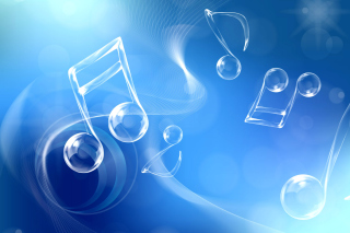 Music Vectors - Obrázkek zdarma pro Samsung Galaxy S 4G