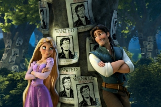 Tangled Wanted Reward - Obrázkek zdarma pro Widescreen Desktop PC 1920x1080 Full HD