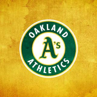 Oakland Athletics - Obrázkek zdarma pro iPad mini