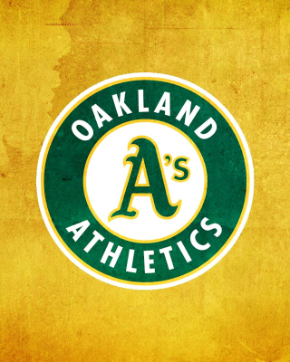 Oakland Athletics - Obrázkek zdarma pro iPhone 6 Plus