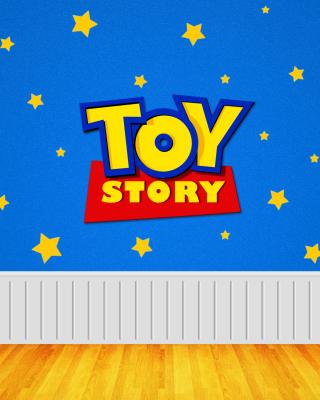 Toy Story Logo - Obrázkek zdarma pro 768x1280