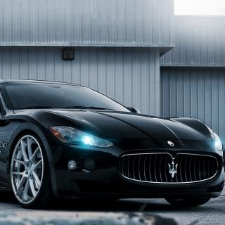 Maserati GranTurismo HD - Obrázkek zdarma pro iPad
