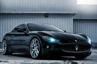 Maserati GranTurismo HD - Obrázkek zdarma pro 220x176