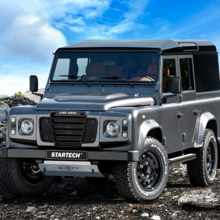 Land Rover Defender STARTECH SIXTY8 - Obrázkek zdarma pro iPad mini 2