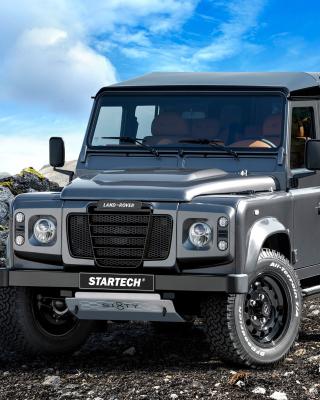 Land Rover Defender STARTECH SIXTY8 - Obrázkek zdarma pro Nokia 300 Asha