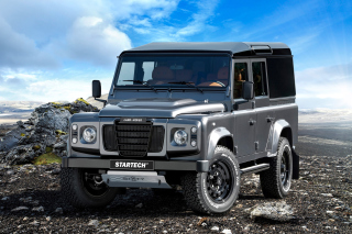 Land Rover Defender STARTECH SIXTY8 Wallpaper for Android, iPhone and iPad