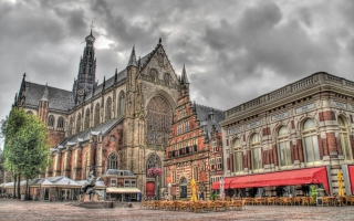Free Haarlem Picture for Android, iPhone and iPad