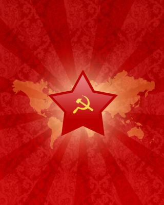 Soviet Union Logo - Obrázkek zdarma pro 132x176