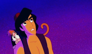 Aladdin Wallpaper for Android, iPhone and iPad