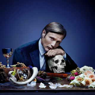Hannibal 2013 TV Series - Obrázkek zdarma pro 1024x1024