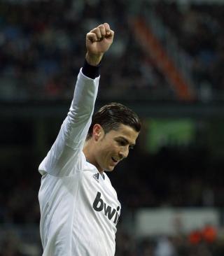Real Madrid - Cristiano Ronaldo - Obrázkek zdarma pro Nokia X1-00