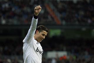Real Madrid - Cristiano Ronaldo - Obrázkek zdarma pro LG P700 Optimus L7