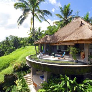 Bali Luxury Hotel - Obrázkek zdarma pro 2048x2048